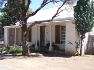 Ronel huis, Murraysburg