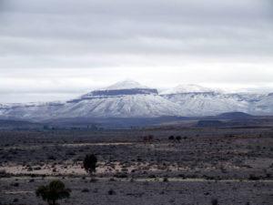 Sneeu op Spitskop, Murraysburg