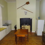 kitchen (if self-catering) / dining area (if catered)